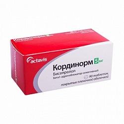 Кординорм 5 мг