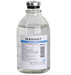 Раствор для инфузий Маннит