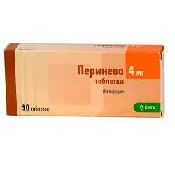 Таблетки Перинева 4 мг