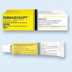 Крем для наружного применения Пимафукорт