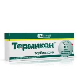 Крем для наружного применения 1% Термикон