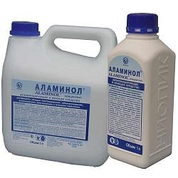 Аламинол Концентрат Инструкция По Применению Как Разводить - фото 2