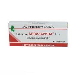 таблетки алпизарин инструкция по применению