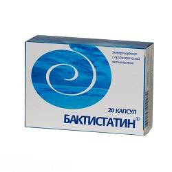 бактистатин инструкция по применению