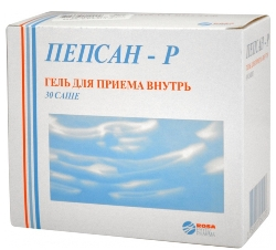 Пепсан-р n30 гель для приема внутрь laboratoires rosa-phytopharma.